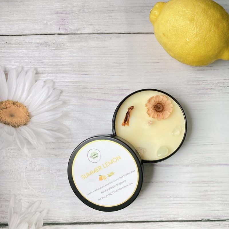 Breathing Nature Summer Lemon