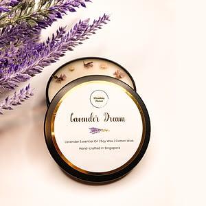 Lavender Dream Pocket candle